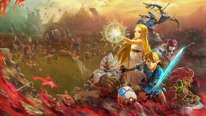 Découvrez ce qui s'est déroulé 100 ans avant The Legend of Zelda : Breath of the Wild avec Hyrule Warriors : Age of Calamity.