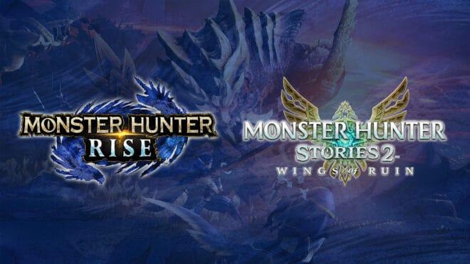Monster Hunter Rise et Monster Hunter Stories 2 : Wings Of Ruin arrivent sur Switch en 2021.