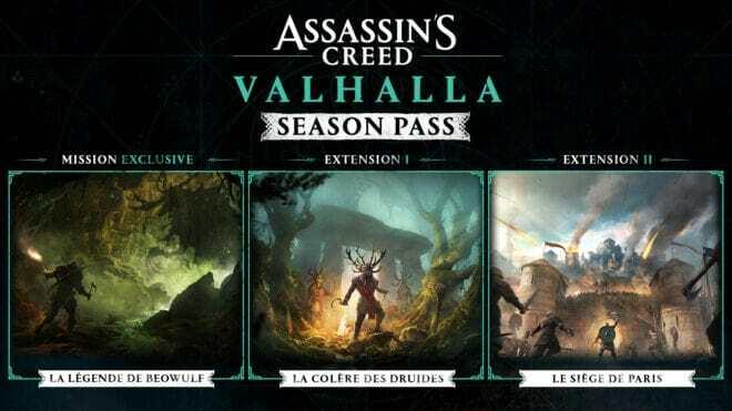 Ubisoft dévoile le contenu post-lancement d'Assassin's Creed Valhalla.