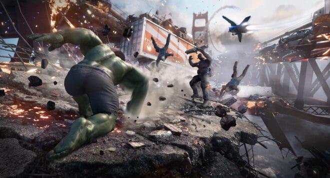 Marvel's Avengers est trop répétitif pour les joueurs.