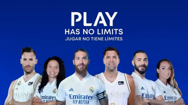 Real Madrid and PlayStation, a new love story.