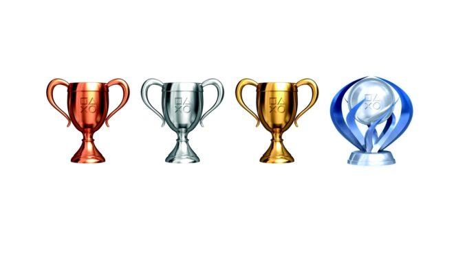 Du changement pour les trophées PlayStation.