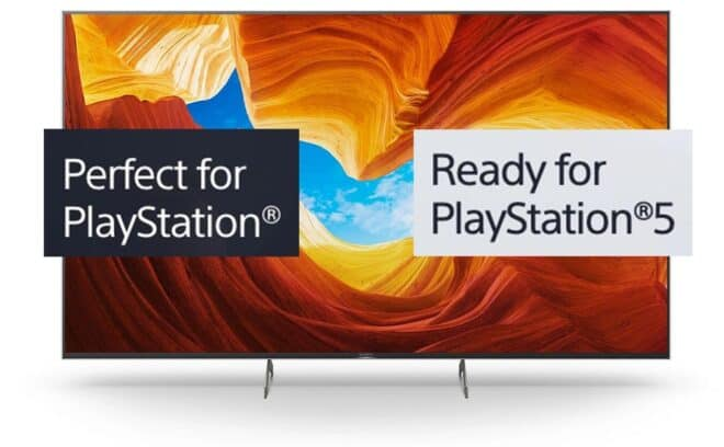 Sony rend ses téléviseurs XH90 et ZH8 compatibles avec la 4K à 120fps de la PS5.
