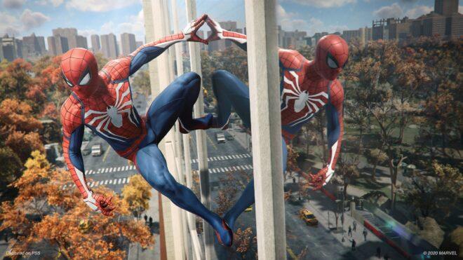 La remasterisation de Spider-Man est uniquement inclus dans Spider-Man : Miles Morales Édition Ultimate.