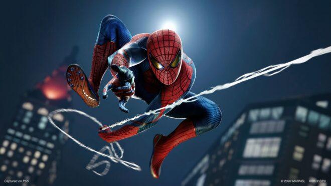 Le nouveau Peter Parker dans Spider-Man Remastered fait polémique.