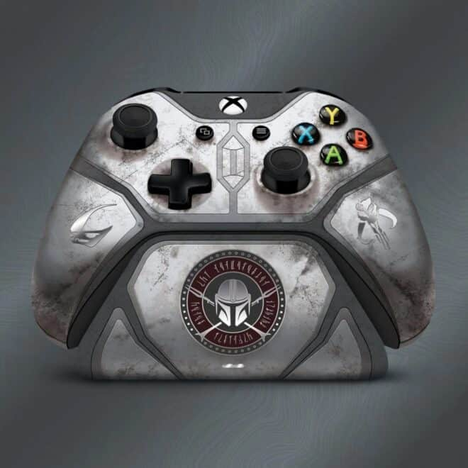 manette Xbox One The Mandalorian