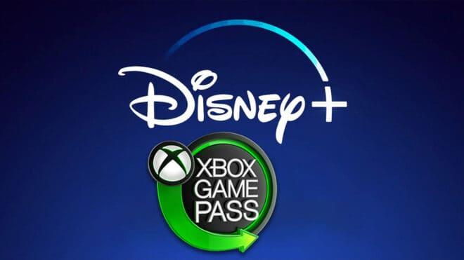 30 jours d'essai à Disney+ offerts dans l'abonnement Xbox Game Pass Ultimate.