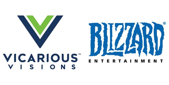 Blizzard Entertainment absorbs Vicarious Visions to form new development team