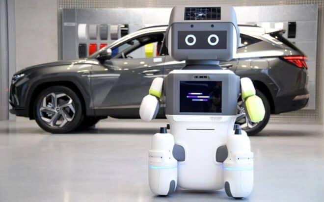 Hyundai robot DAL-e