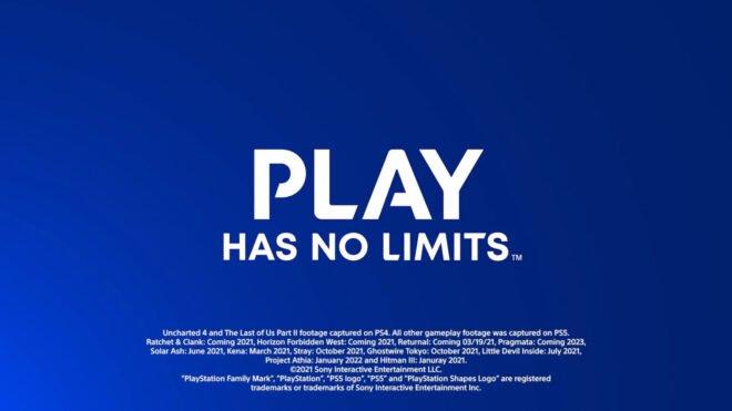 Des mois de sortie pour plusieurs jeux sur PS5.