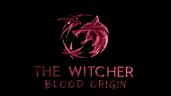 Logo fan-made pour The Witcher : Blood Origin.
