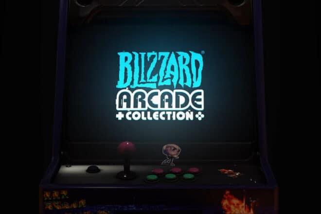Le retrogaming est à l'honneur avec la Blizzard Arcade Collection.
