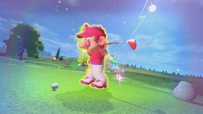 Mario Golf : Super Rush, un nouveau spin-off sportif avec un mode histoire.