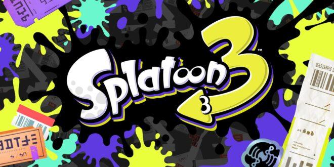 Splatoon 3 s'apprête à refaire couler l'encre en 2022 sur Switch.