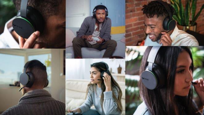 Immergez-vous dans le jeu vidéo avec le Xbox Wireless Headset.