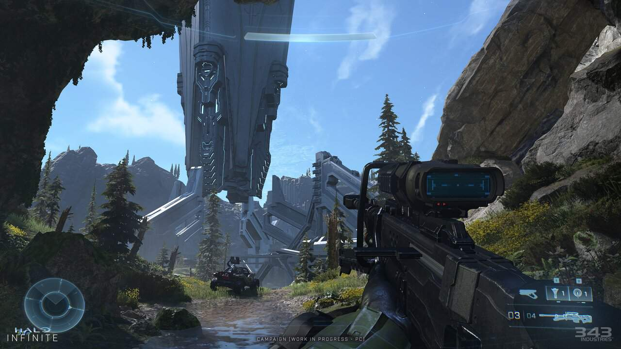 Halo Infinite says No to the Open World