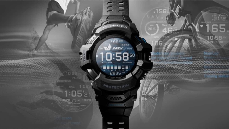 Casio unveils its very first G-Shock smartwatch under Wear OS